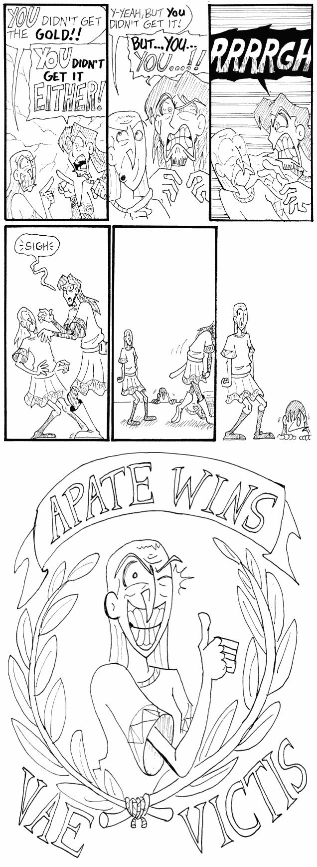 (#291) Apate Wins