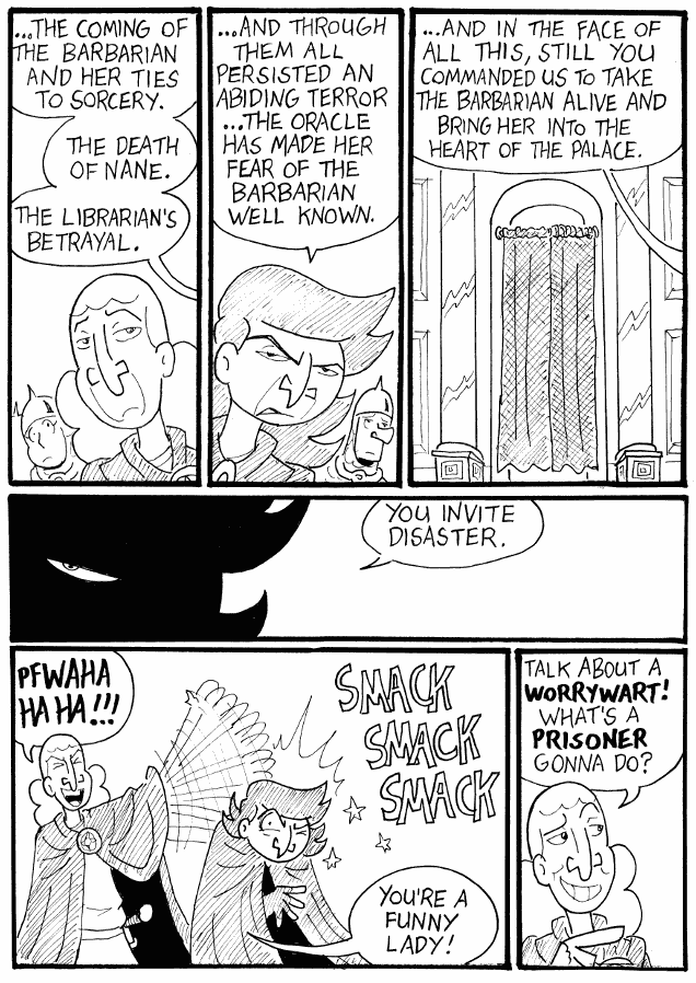 (#321) Worrywart