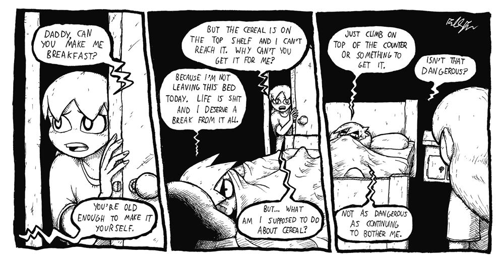 On Bed, Pt. 2