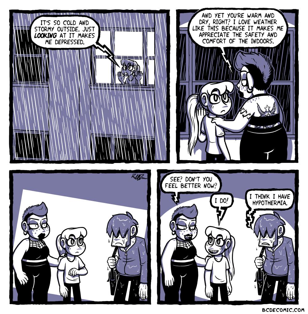 On Bad Weather