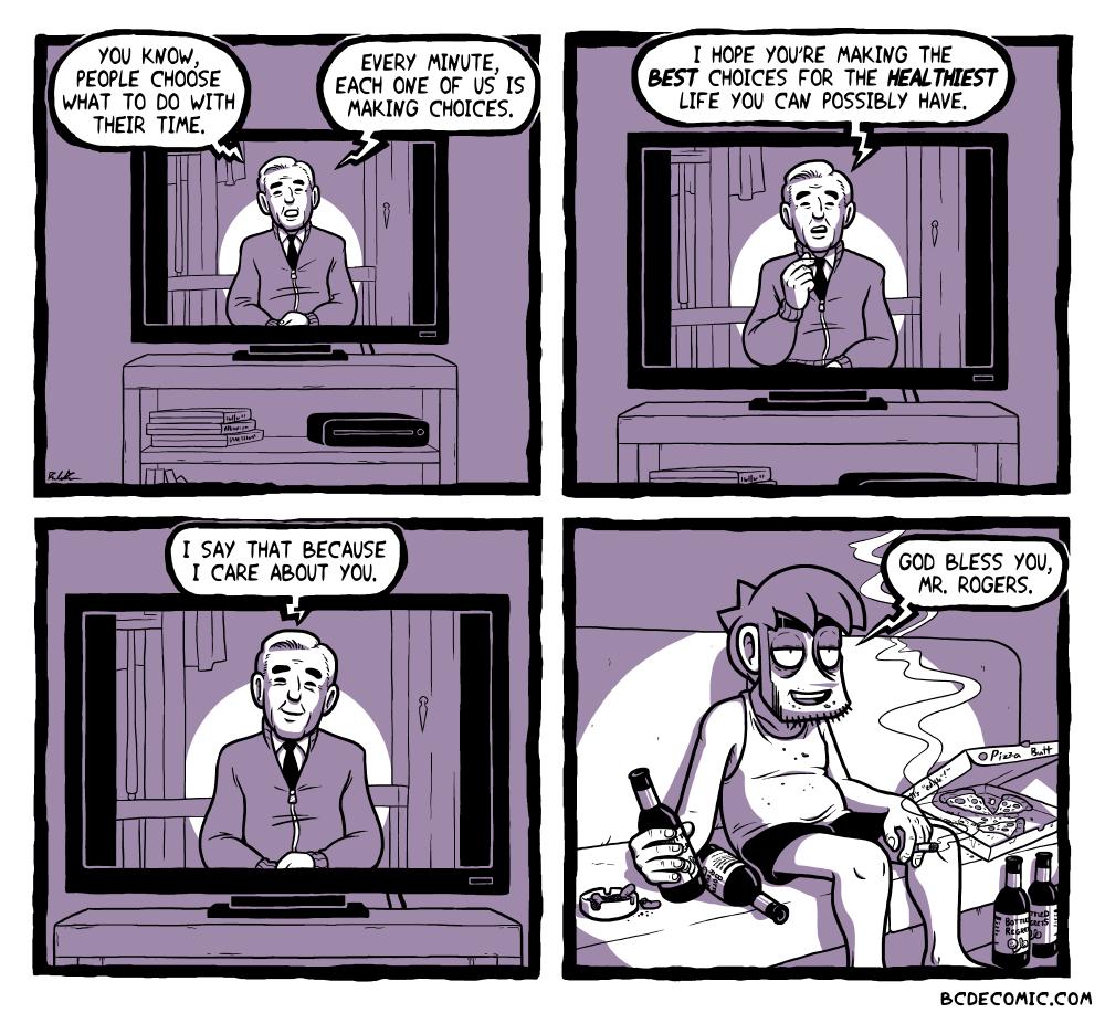 On Healthy Choices