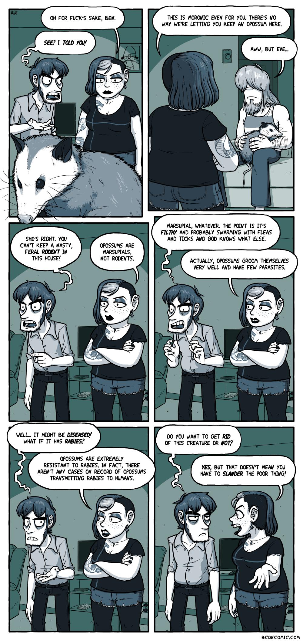 On Pets, Pt. 3
