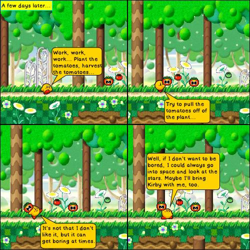 The Star Garden: Part 1
