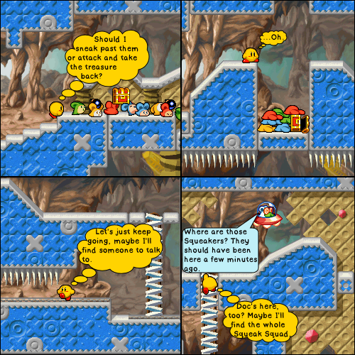 Treasure Adventure: Part 6