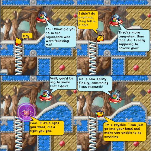 Treasure Adventure: Part 7