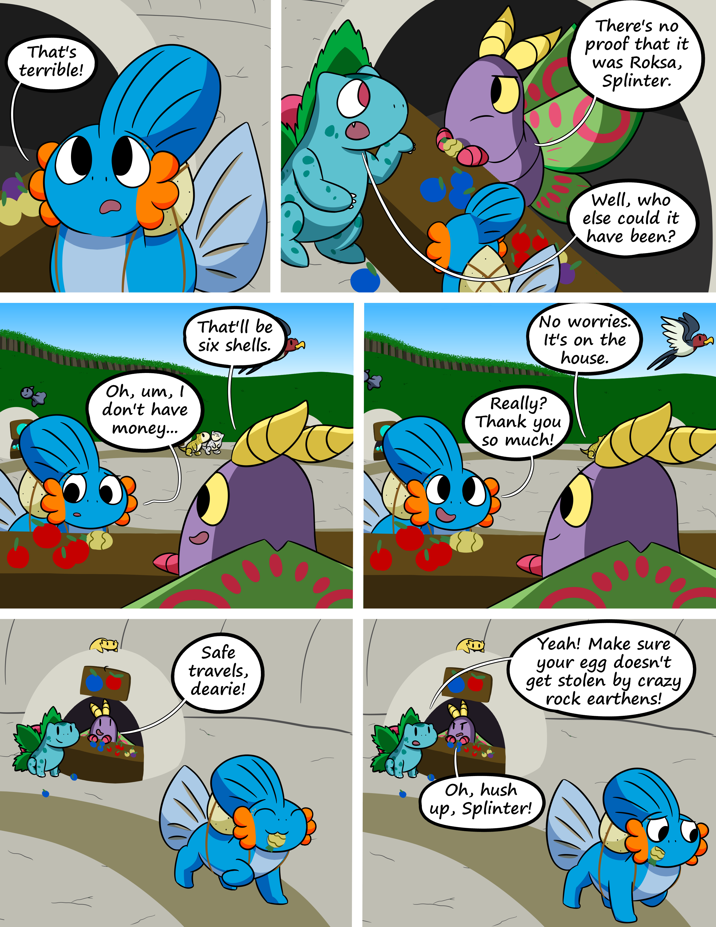Chapter Three, Page 5
