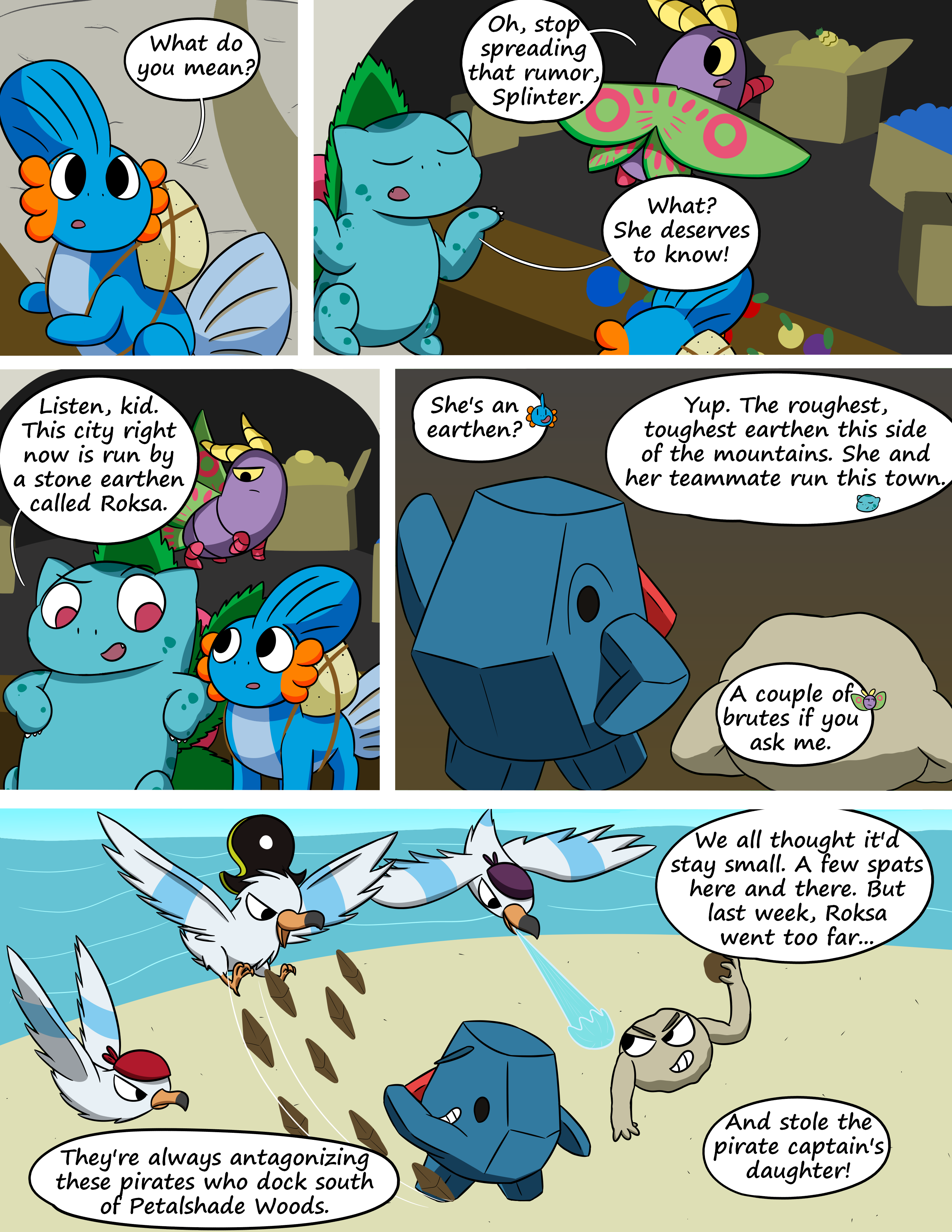 Chapter Three, Page 4