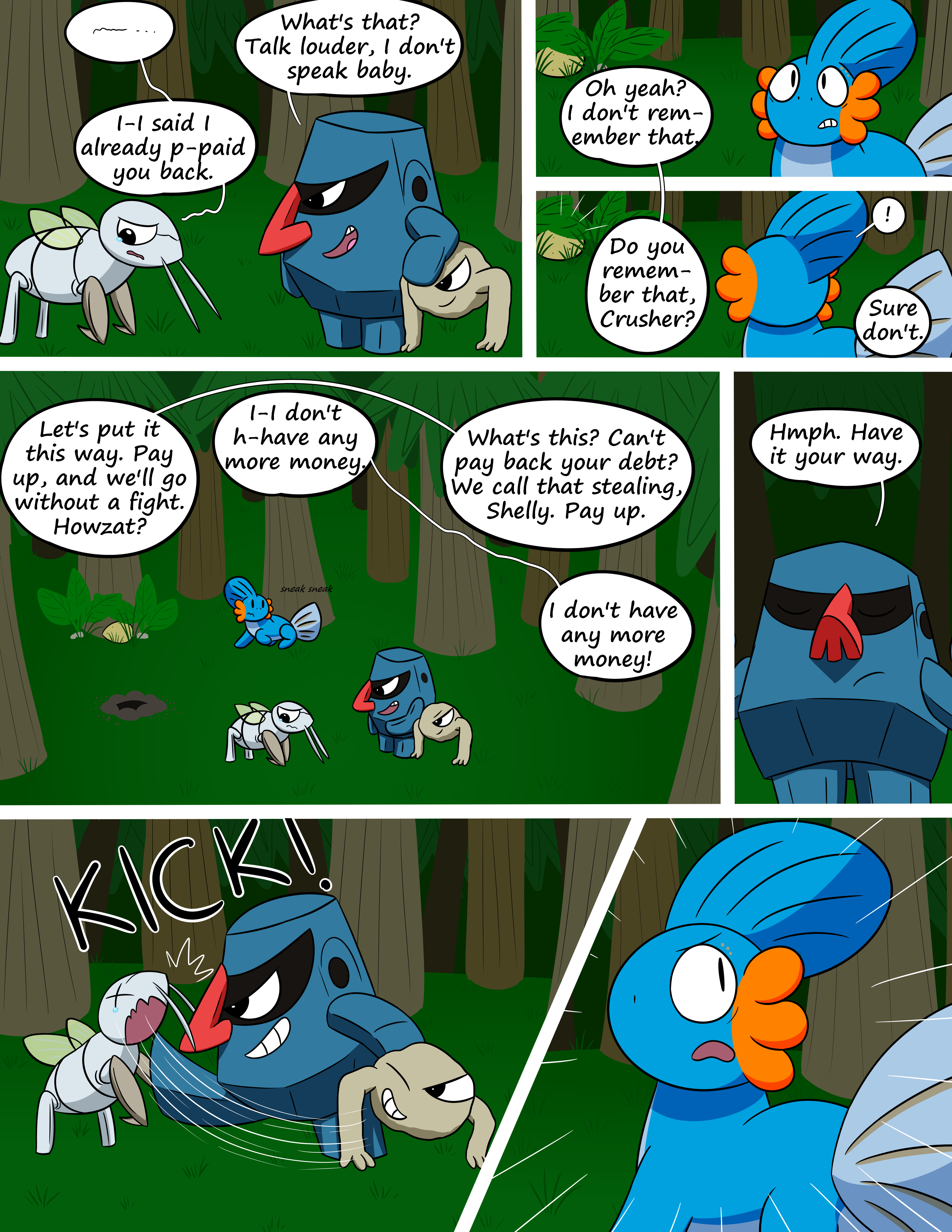 Chapter Three, Page 13