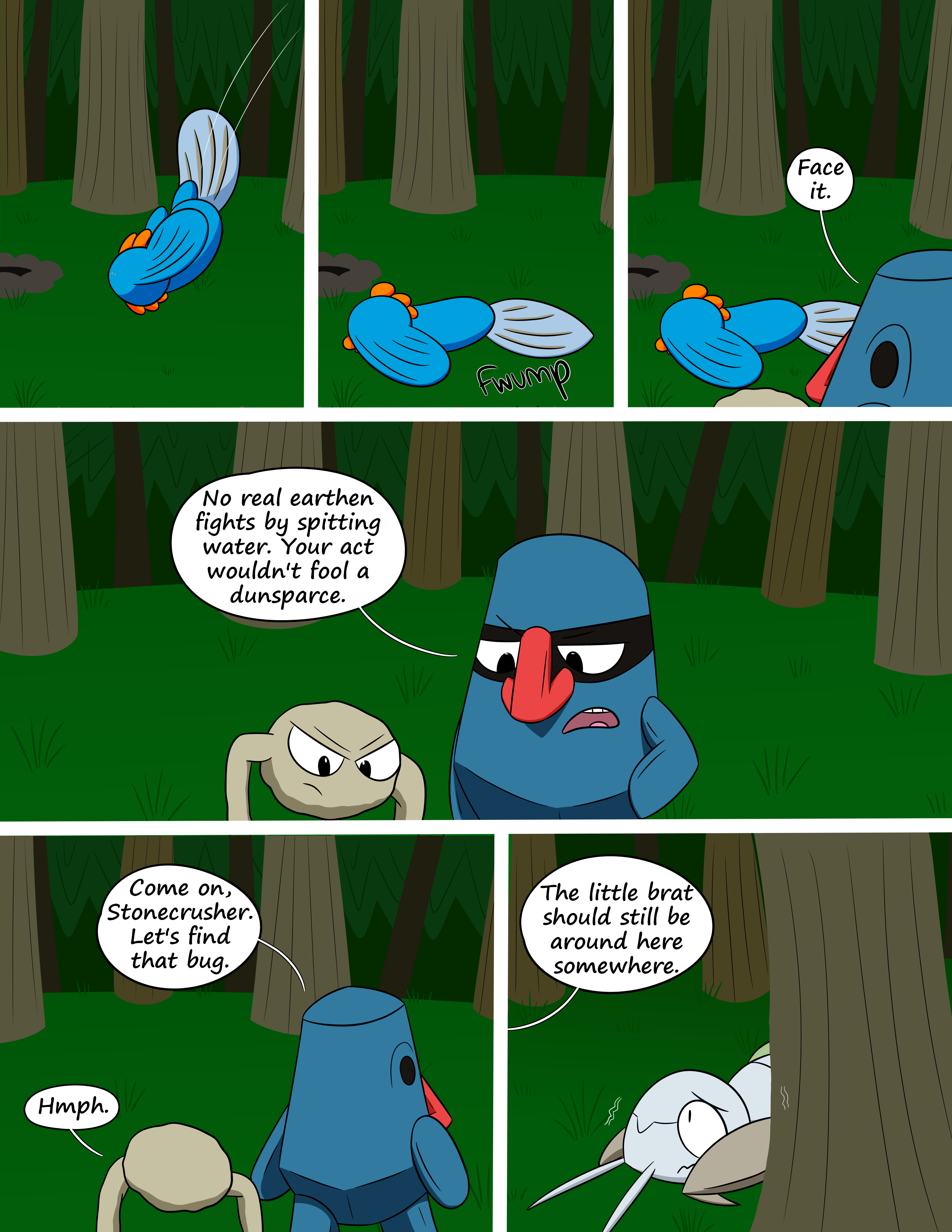 Chapter Three, Page 21