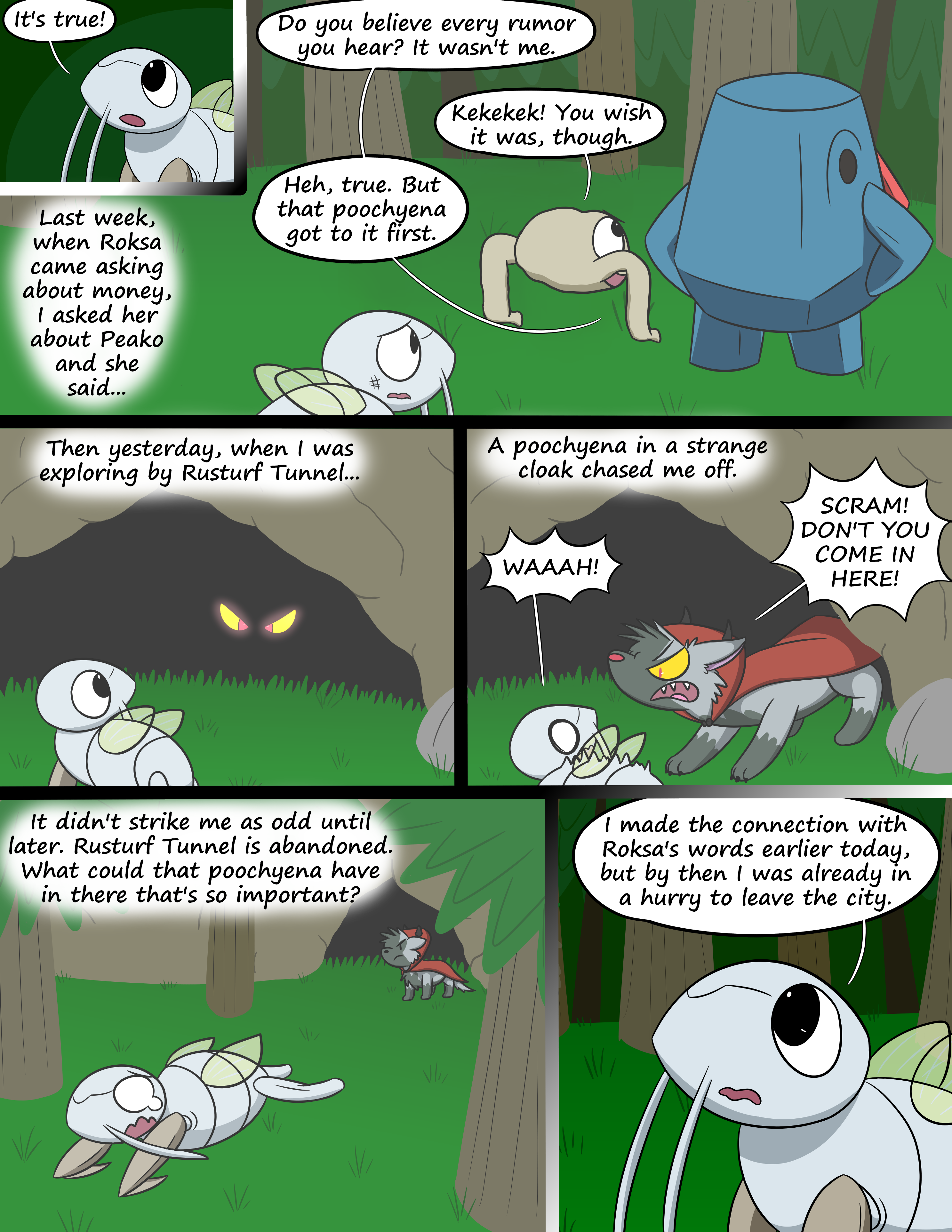 Chapter Three, Page 31