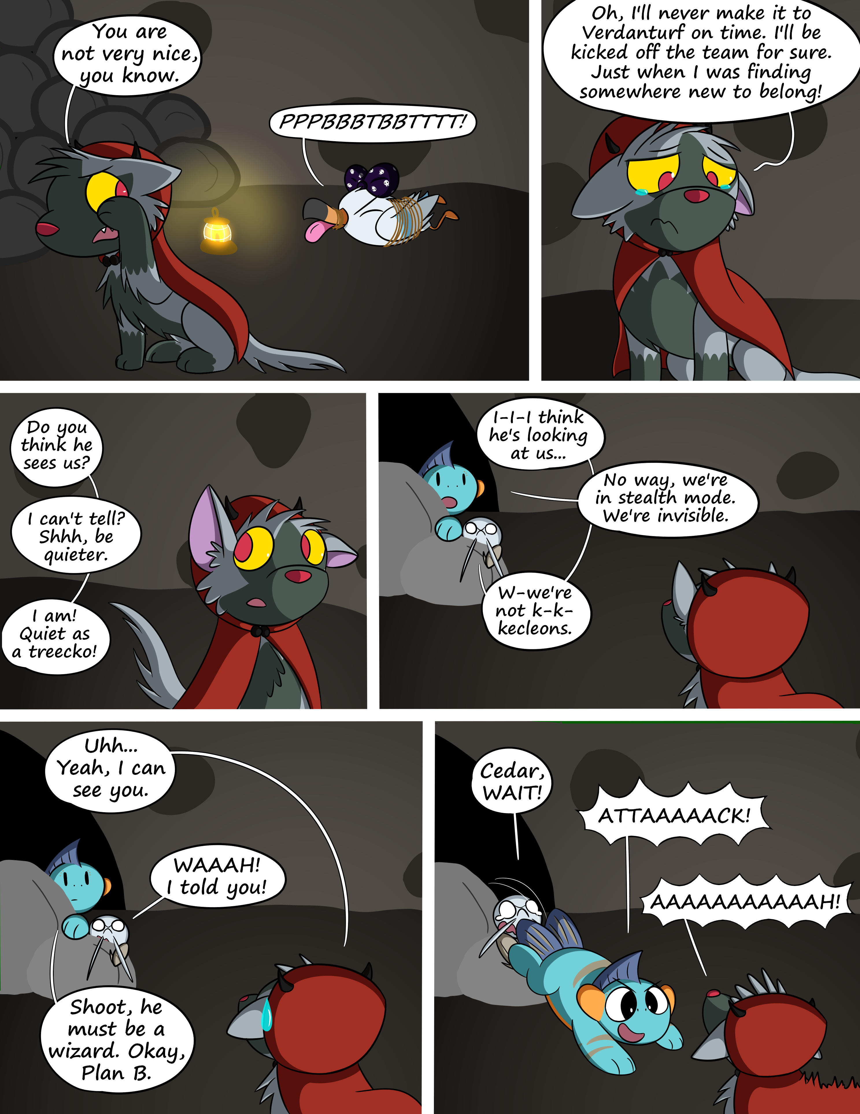 Chapter Three, Page 34