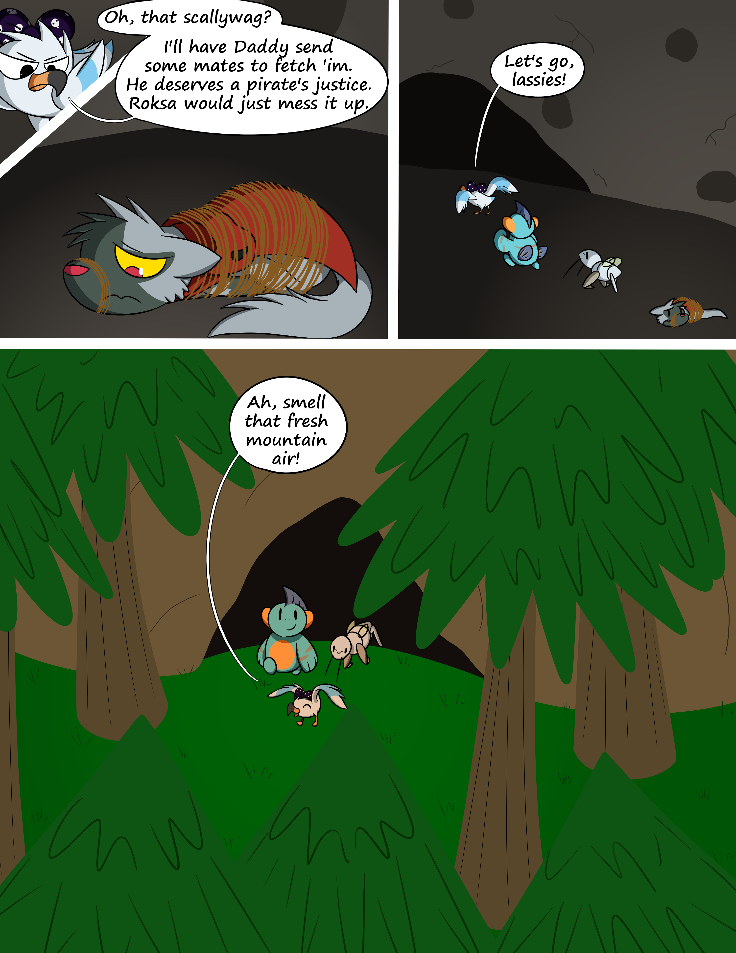 Chapter Three, Page 38
