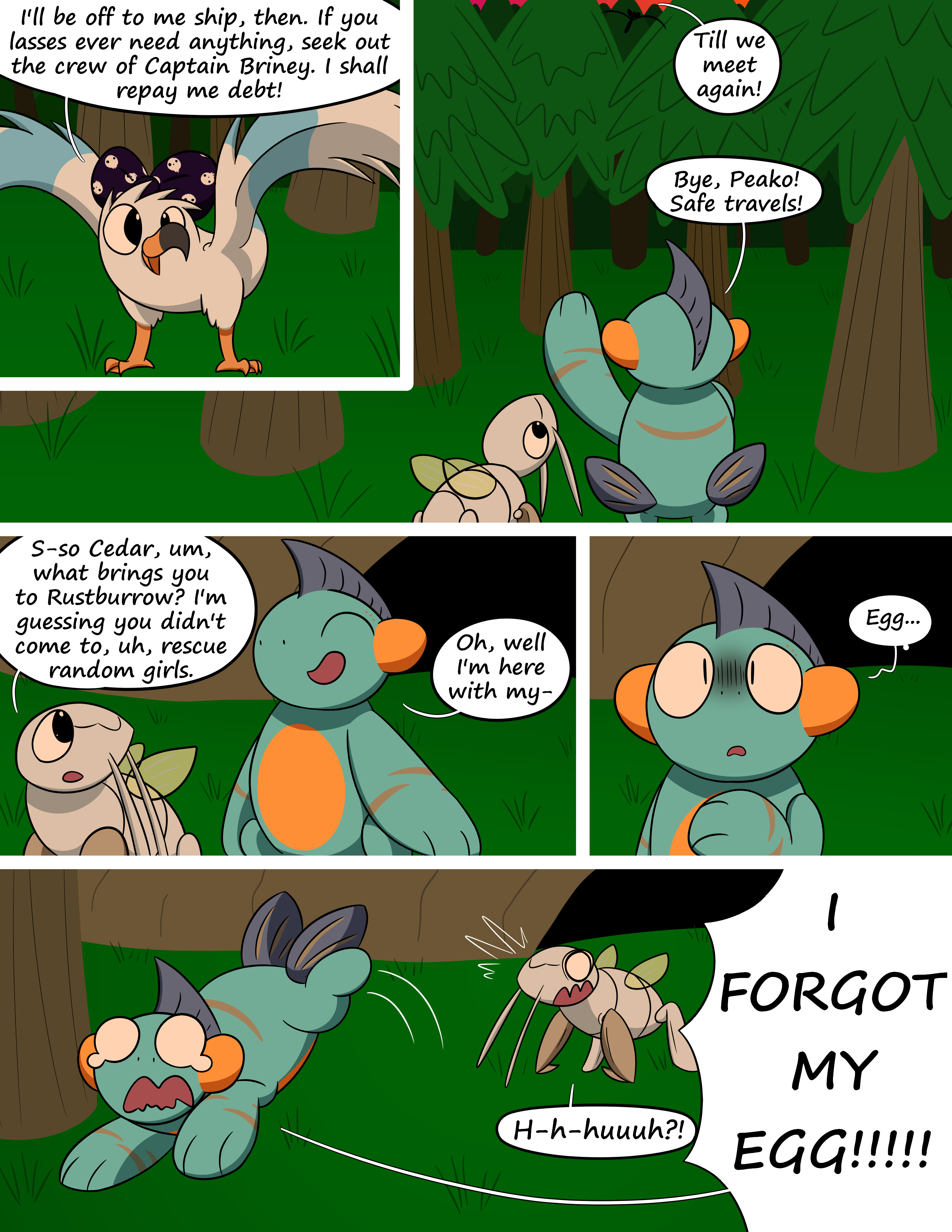 Chapter Three, Page 39