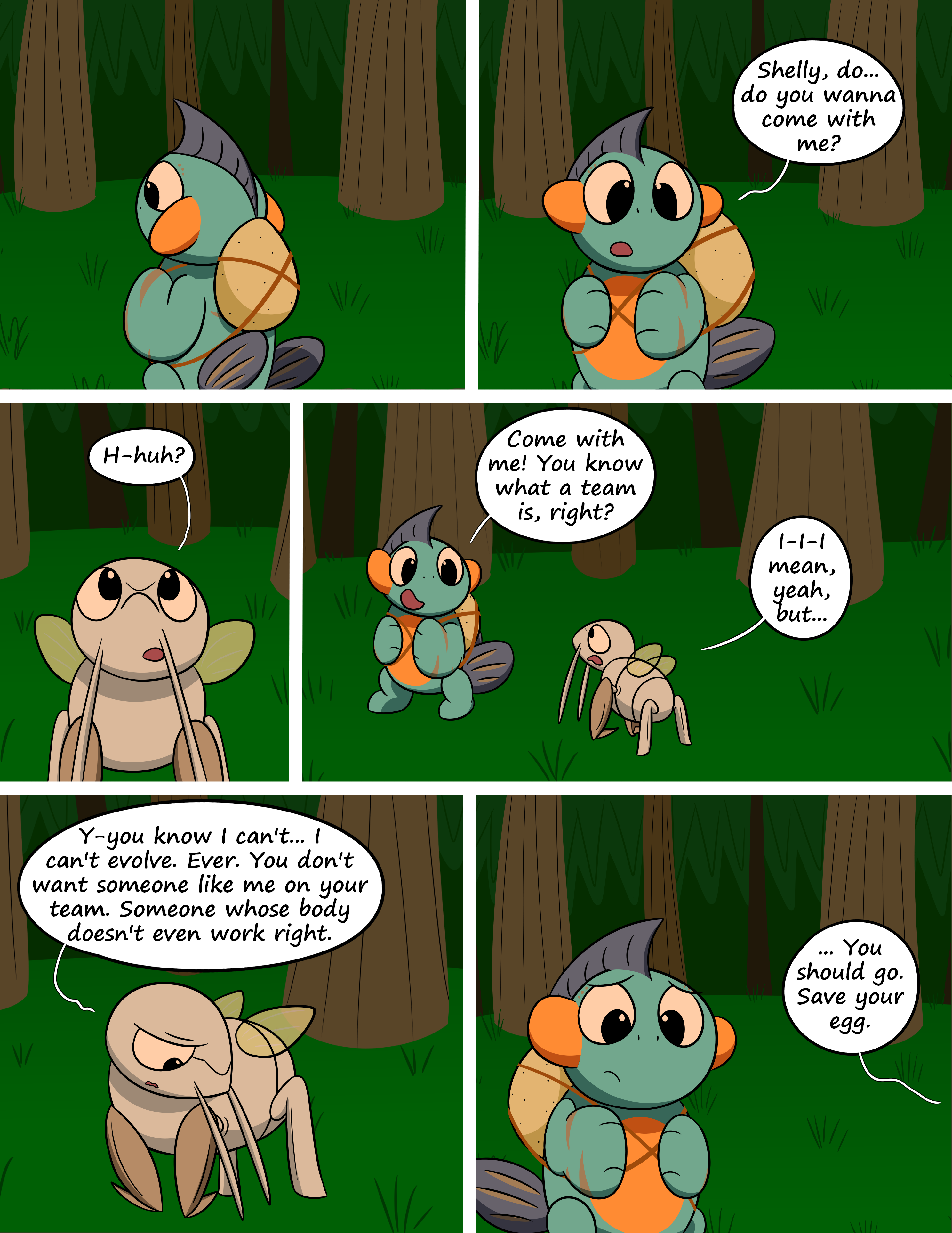 Chapter Three, Page 43