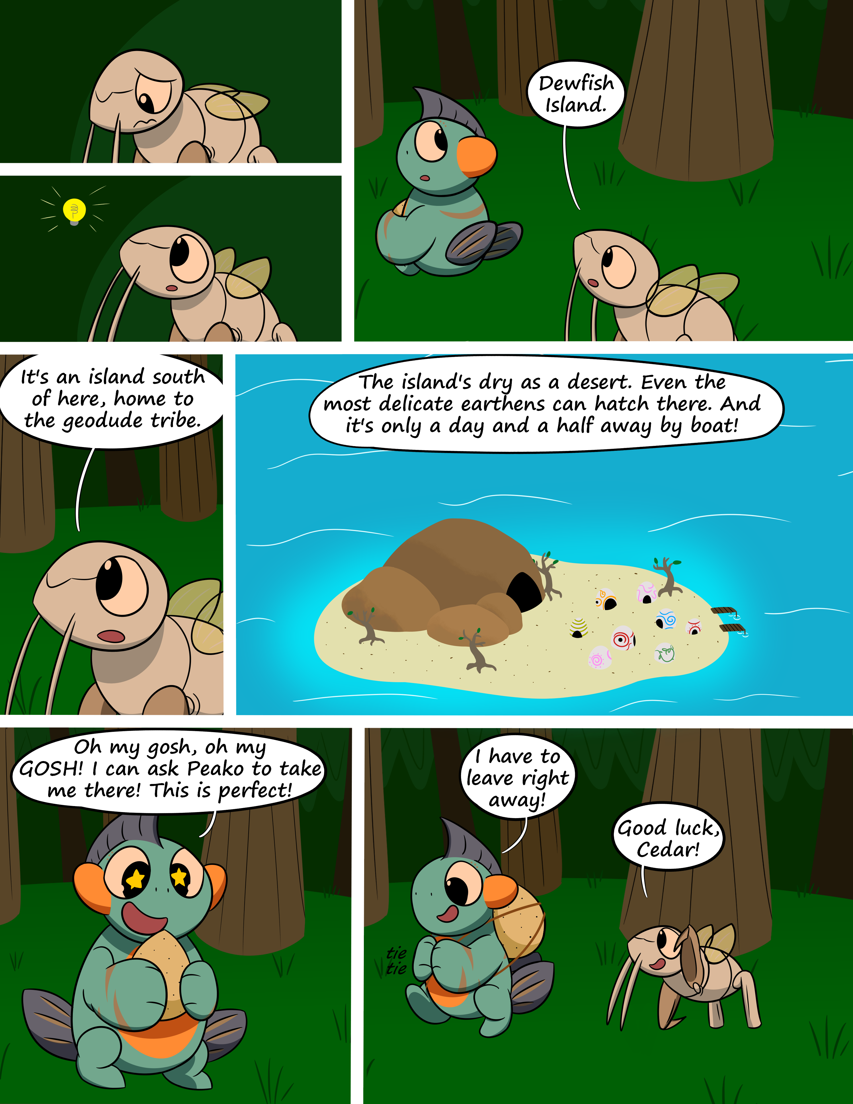 Chapter Three, Page 42
