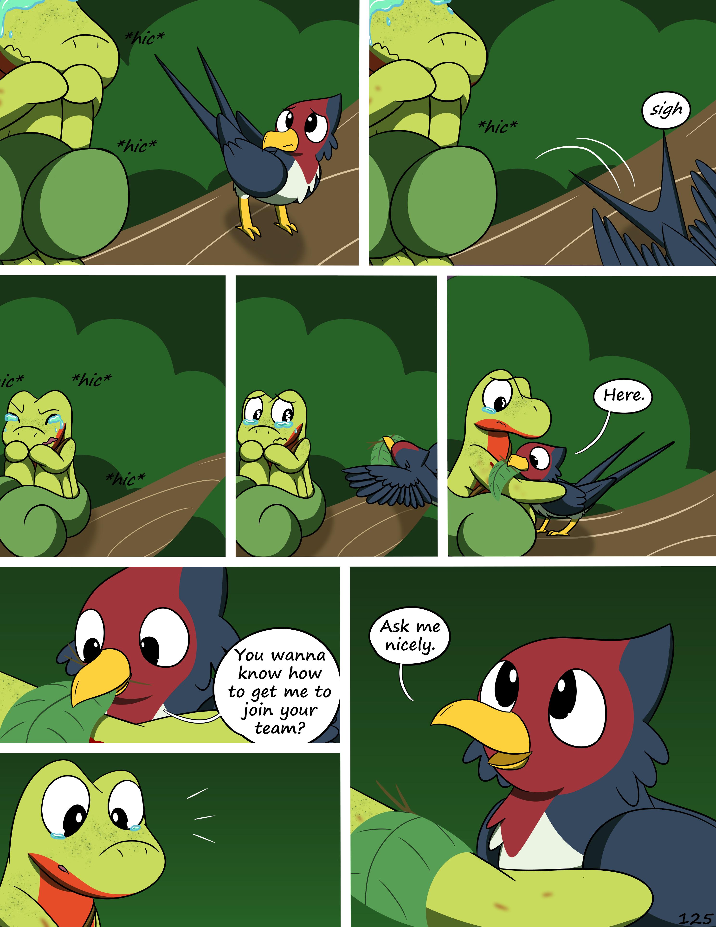 Intermission 1, Page 17