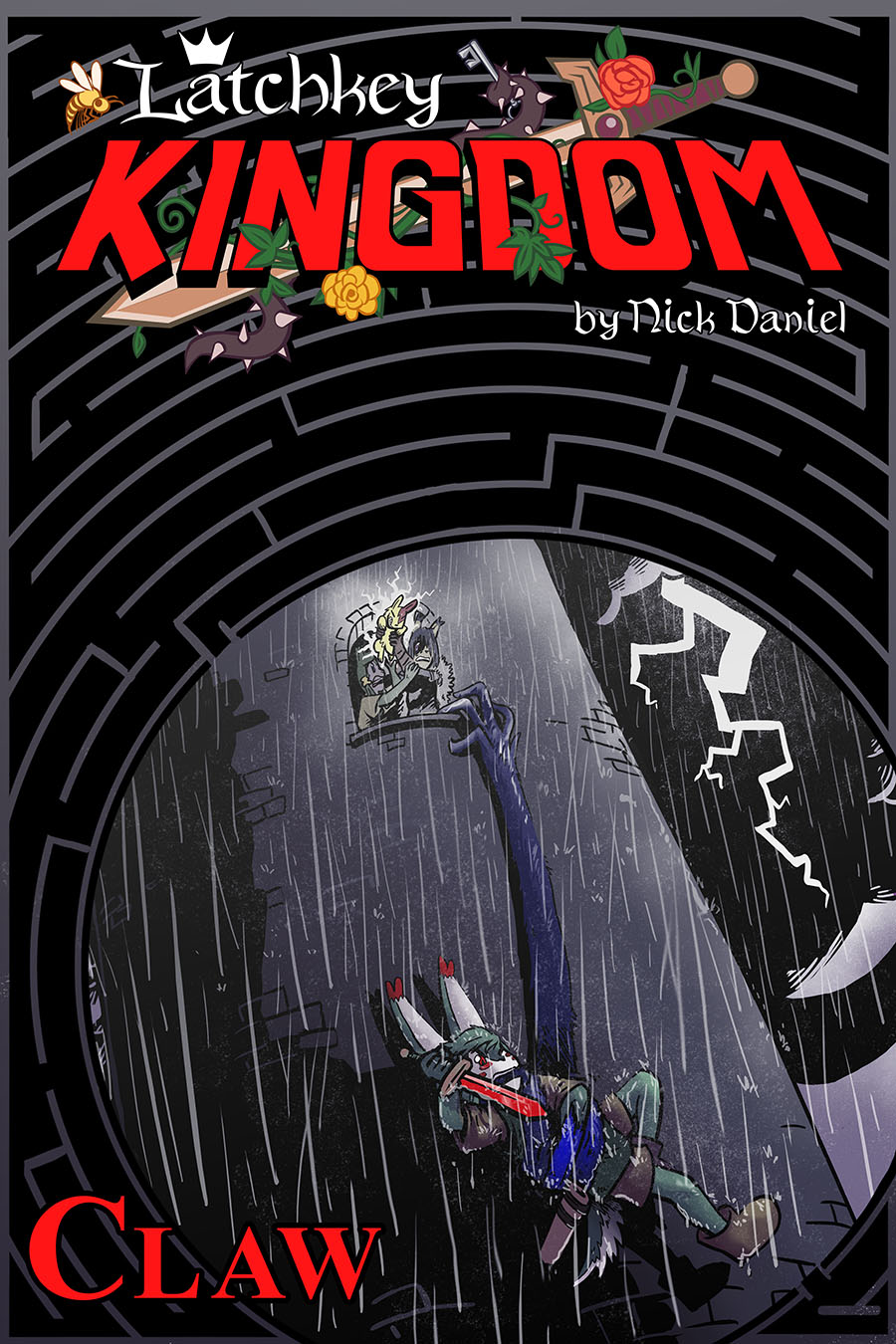 Claw Cover