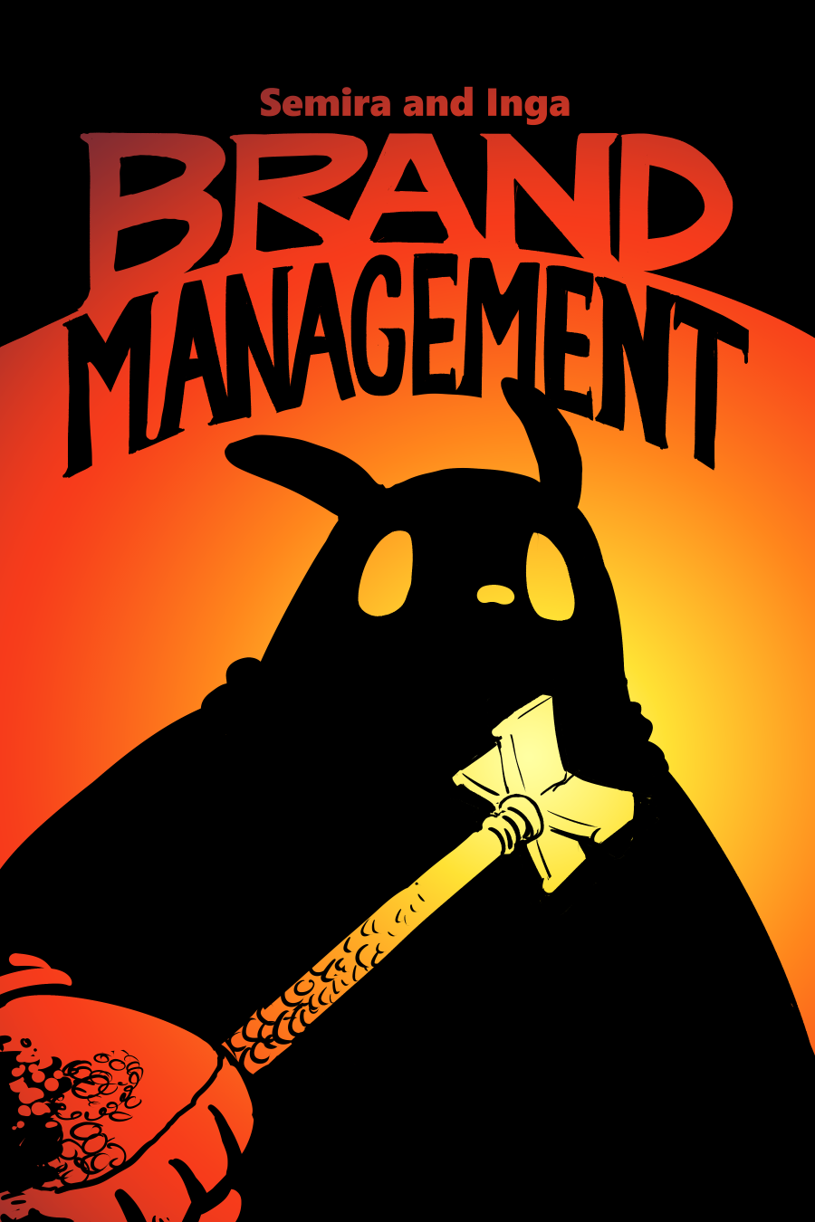Brand Management Cover