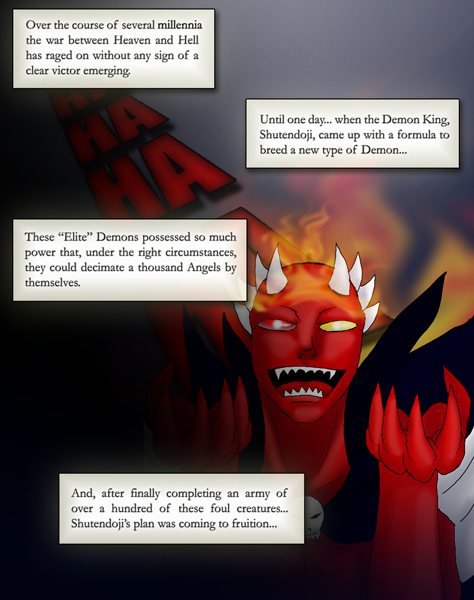 Prologue - Page 1