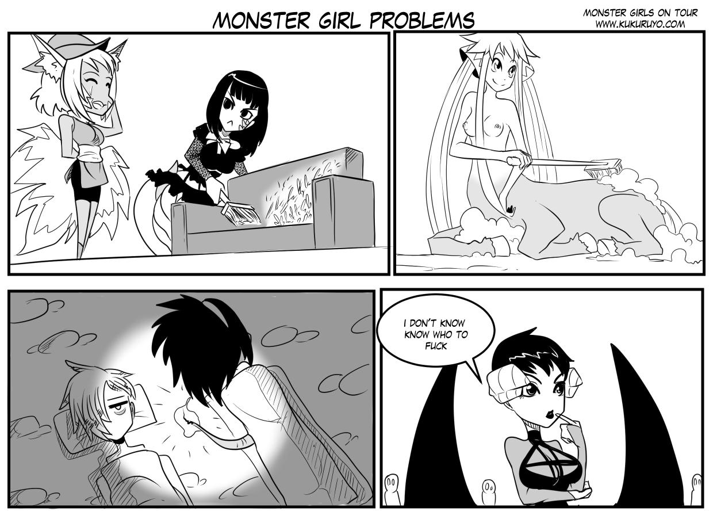 Monster girl problems