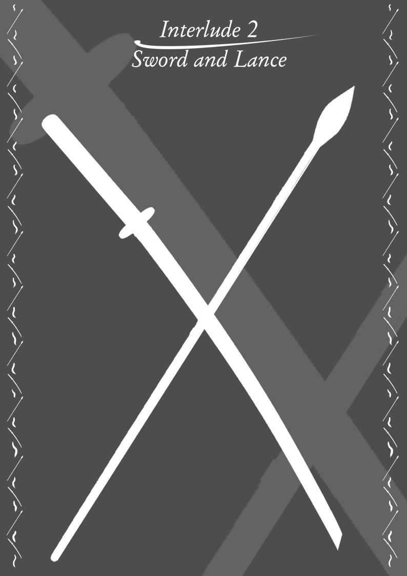 Interlude 2: Sword & Lance
