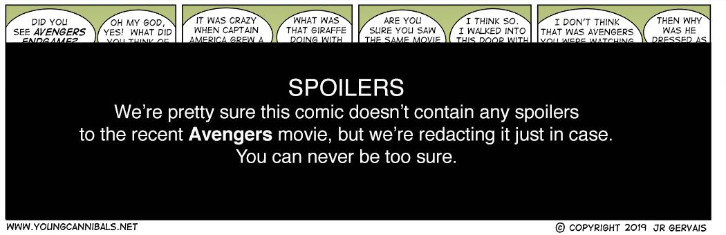 Spoilers