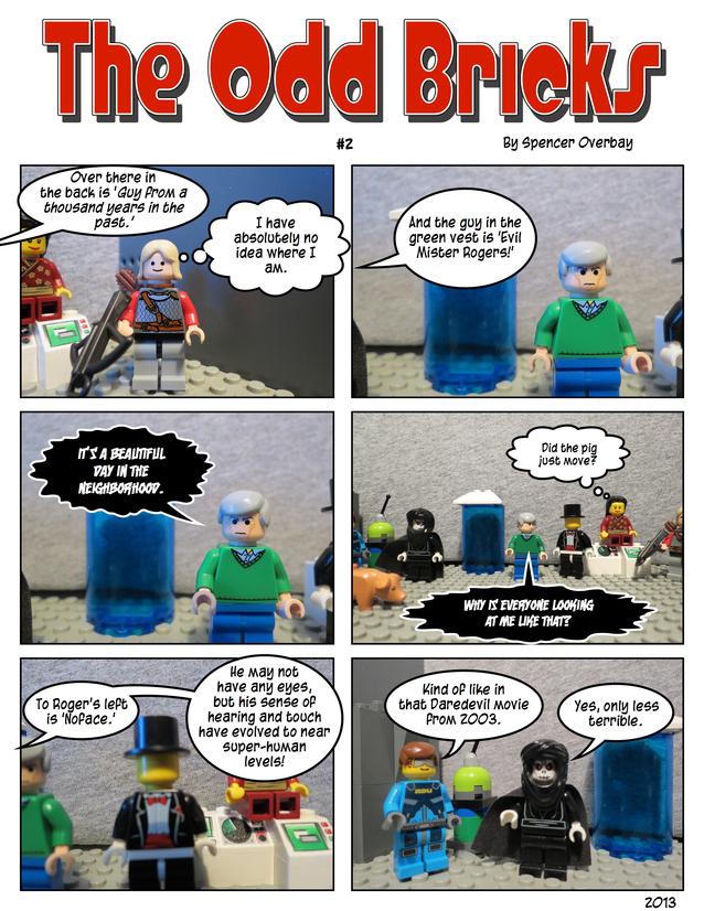 Meet the Villains Pt. 2