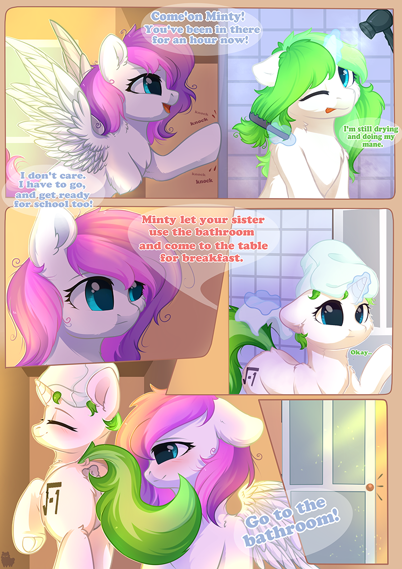 Sisterly Love Page 1