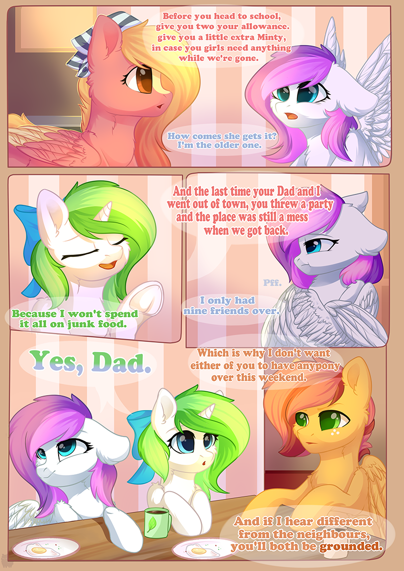 Sisterly Love Page 4
