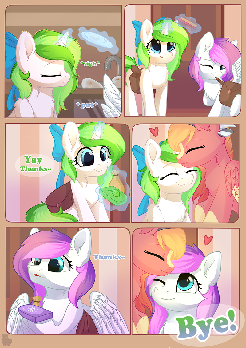 Sisterly Love Page 5