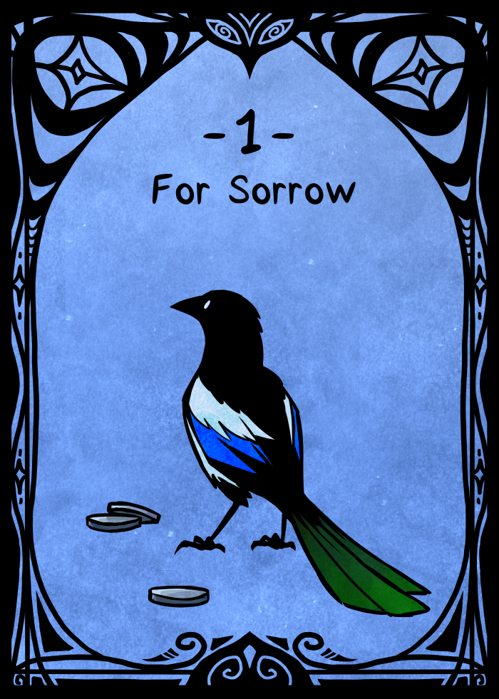 CH1 - For Sorrow - Title
