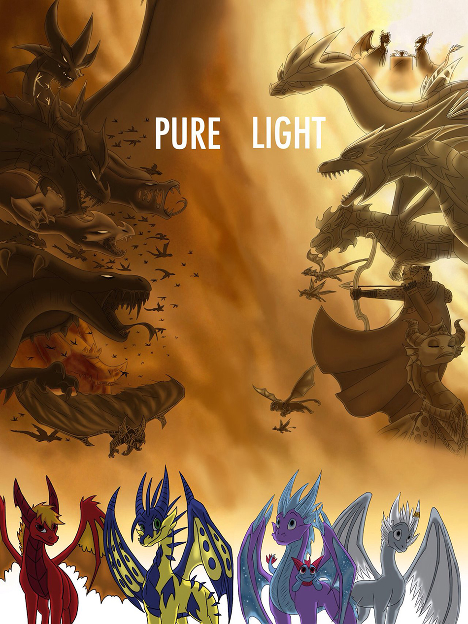 Pure Light cover