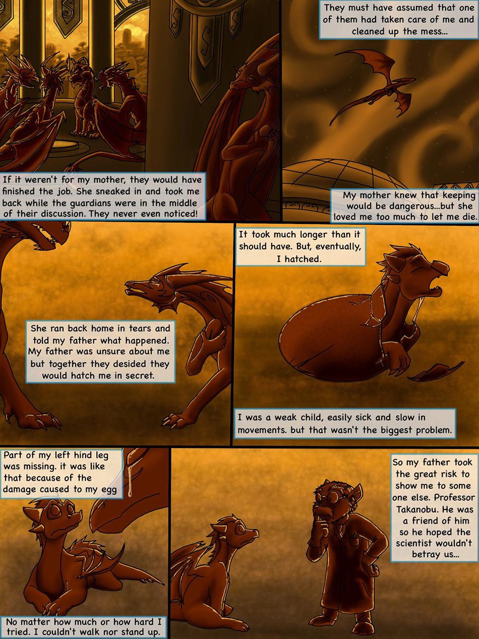 Dare to dream - page 2