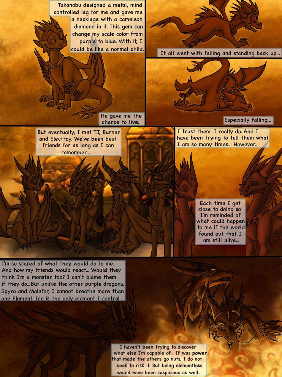 Dare to dream - page 3