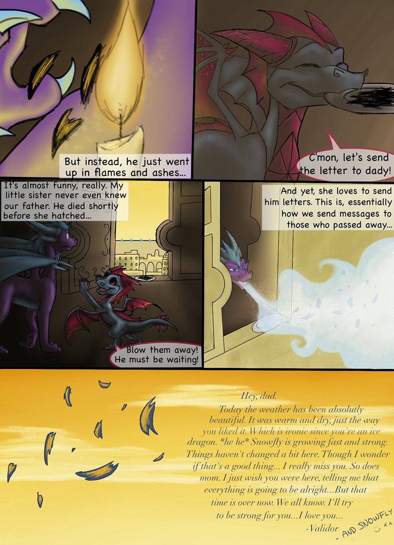 Dare to dream - page 6