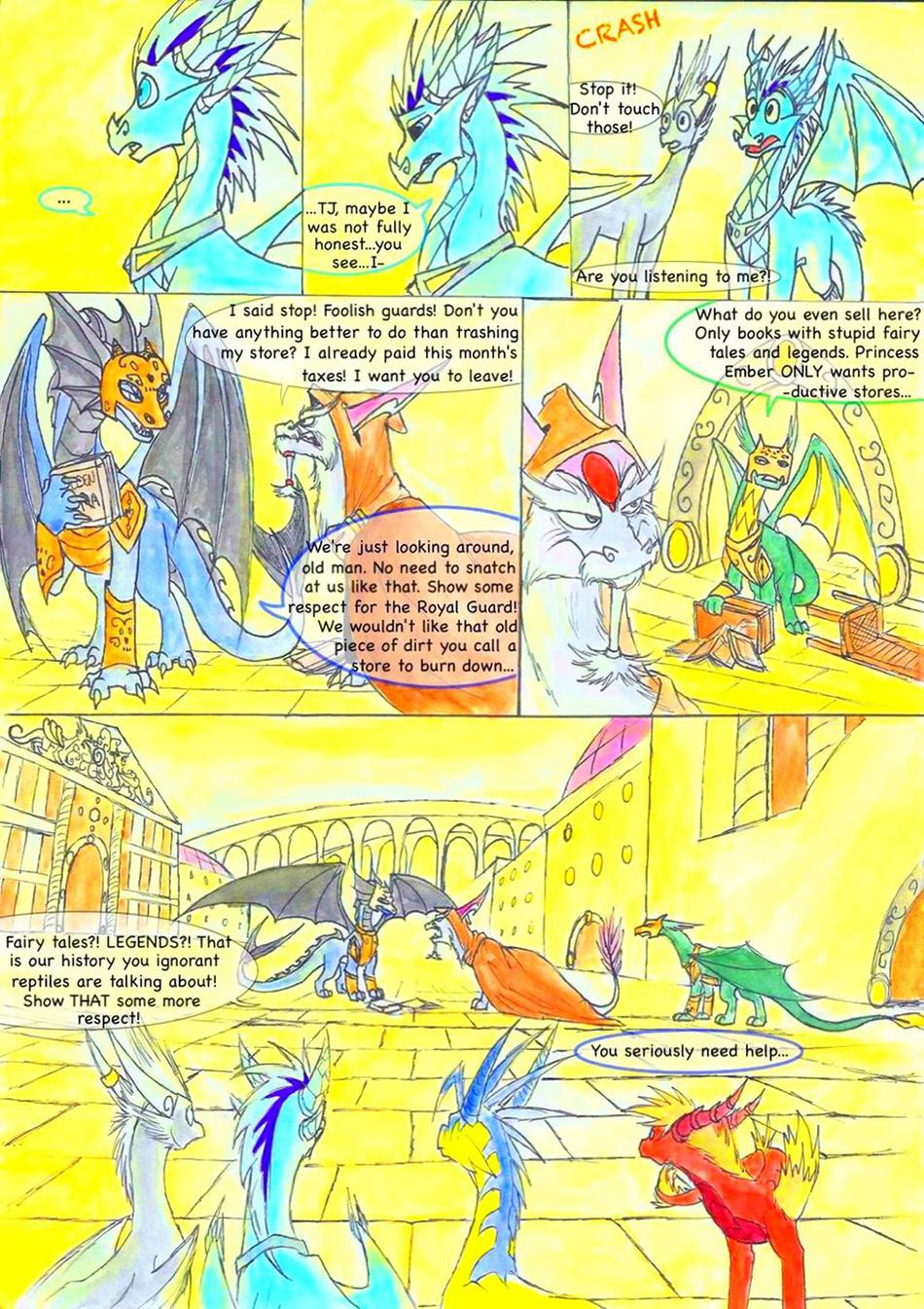 Dare to dream - page 9