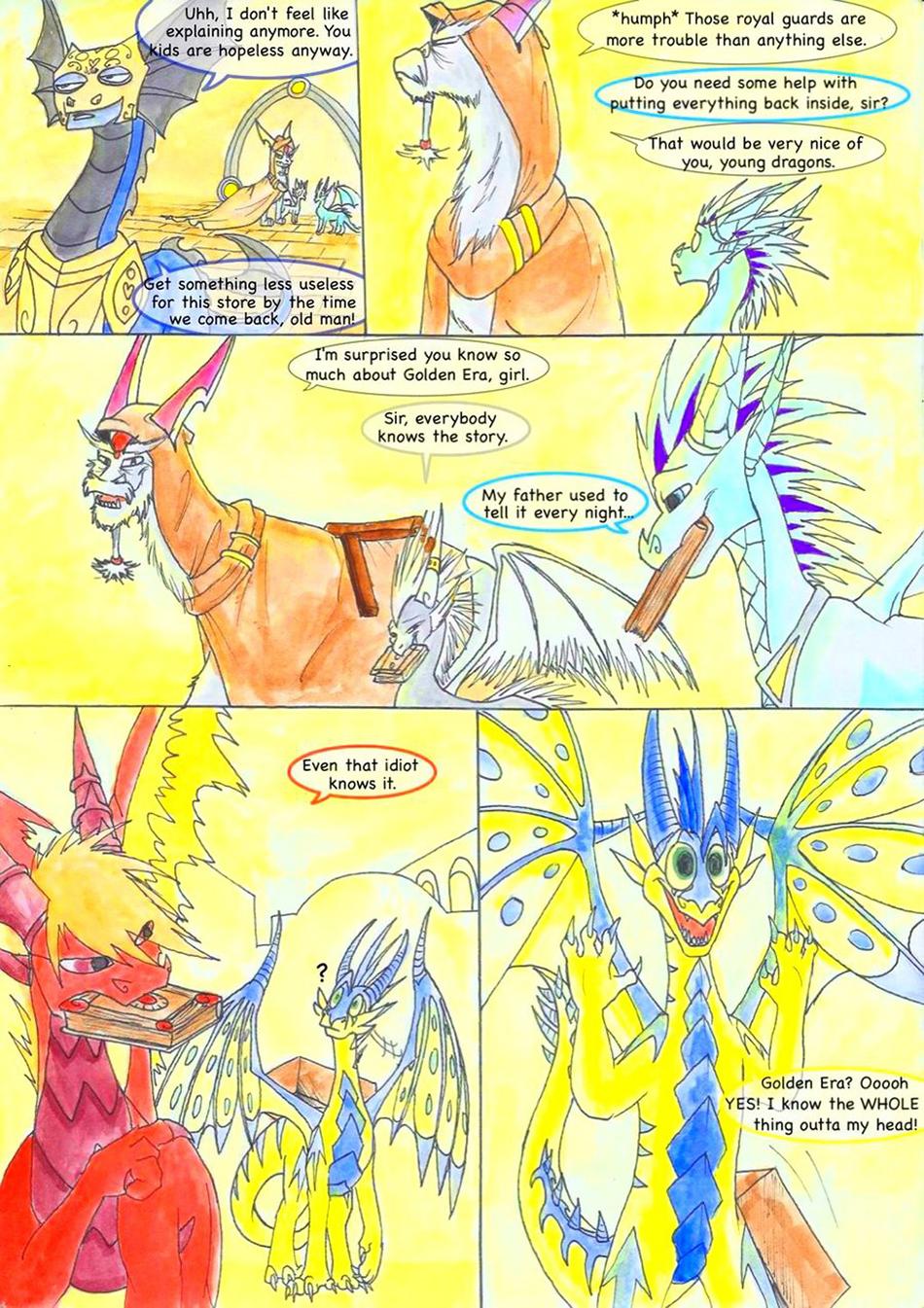 Dare to dream - page 11