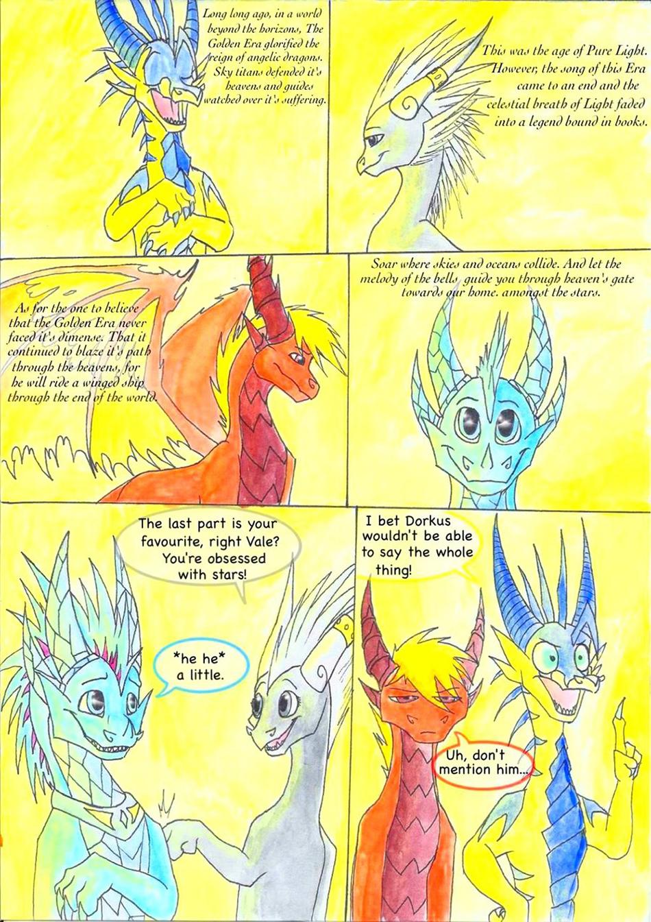 Dare to dream - page 12