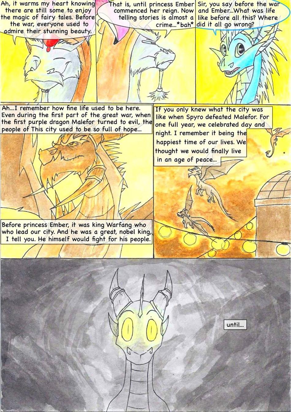 Dare to dream - page 13