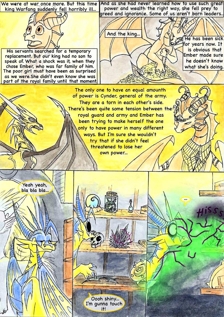 Dare to dream - page 14