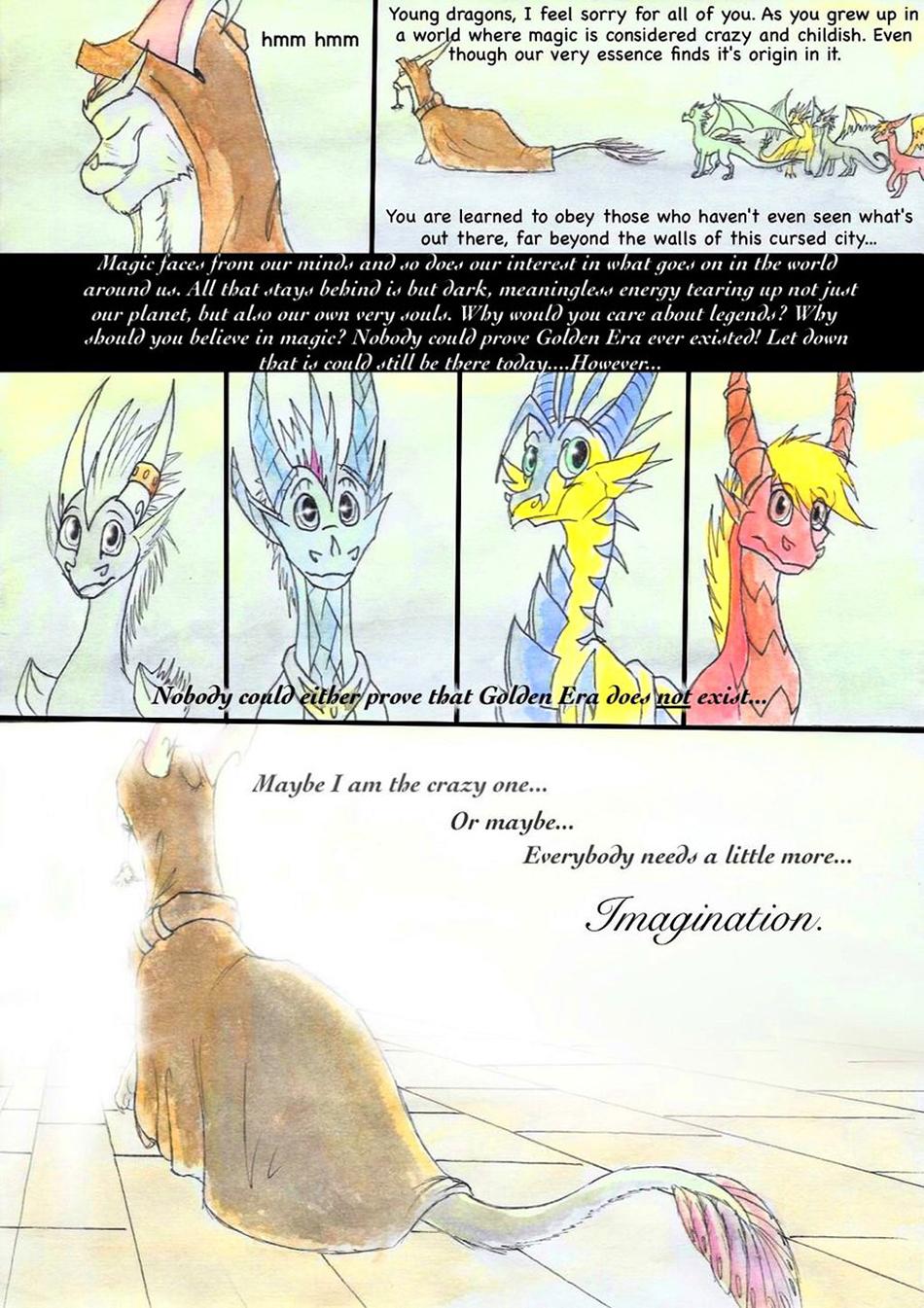 Dare to dream - page 18