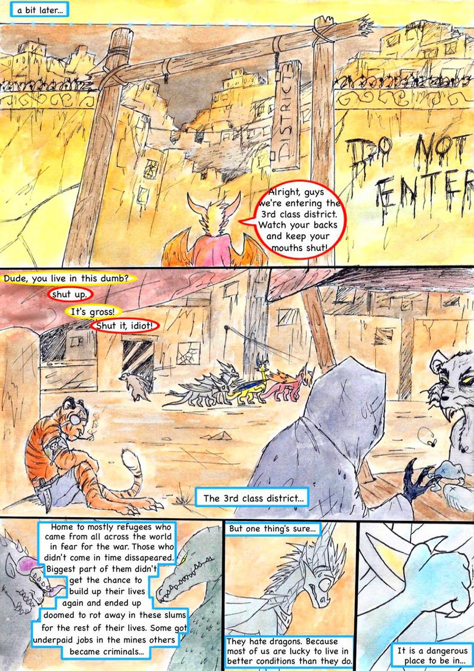 Dare to dream - page 21