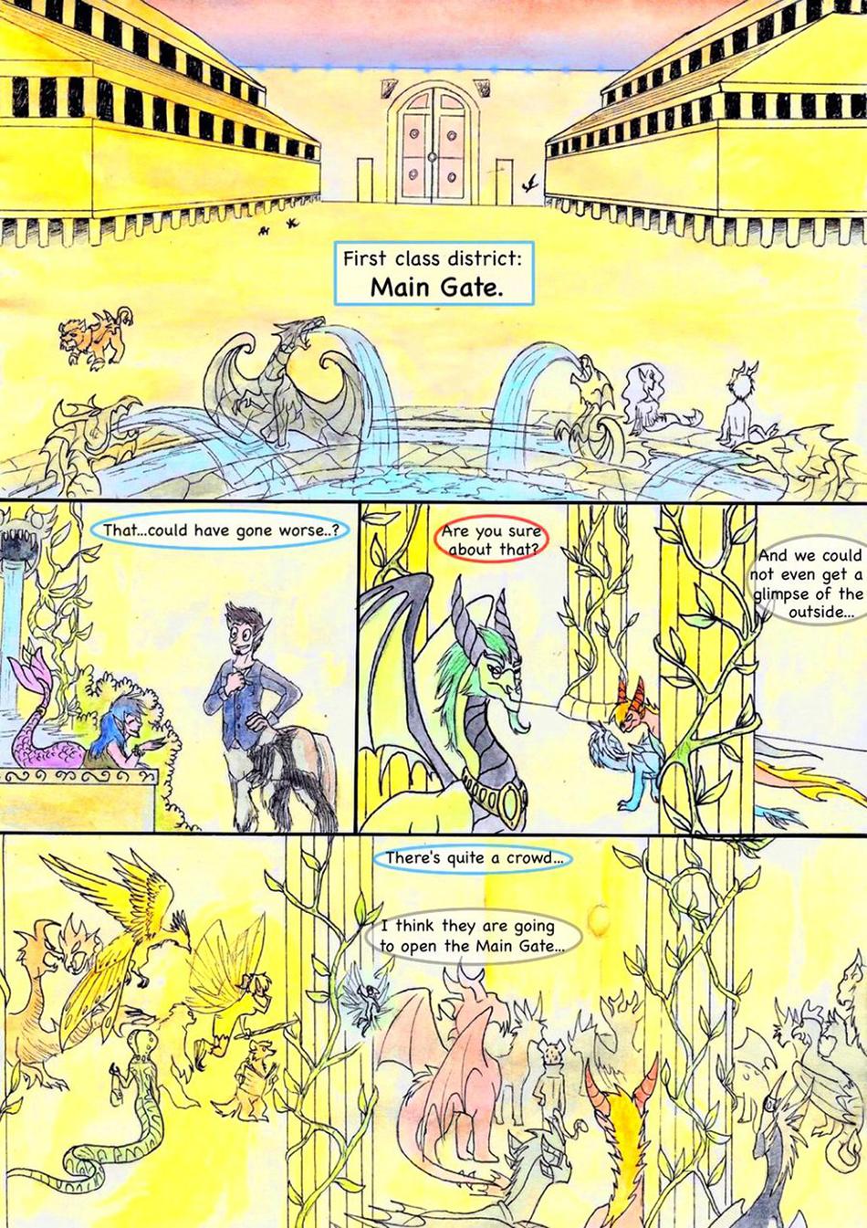 Dare to dream - page 31