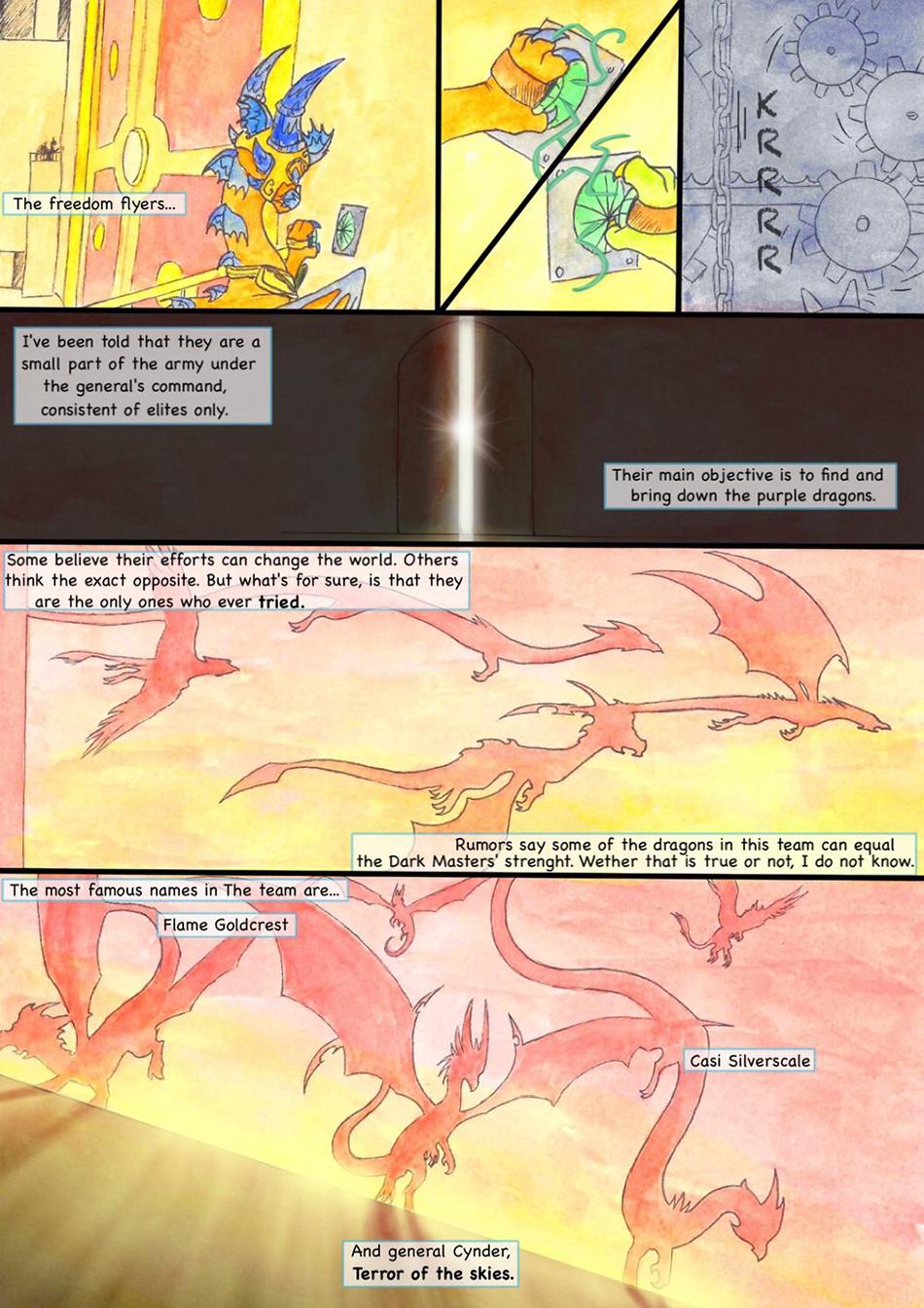 Dare to dream - page 32