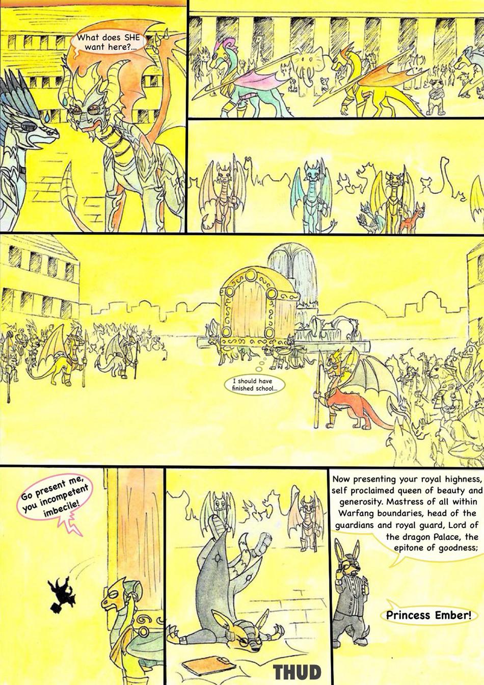 Dare to dream - page 34