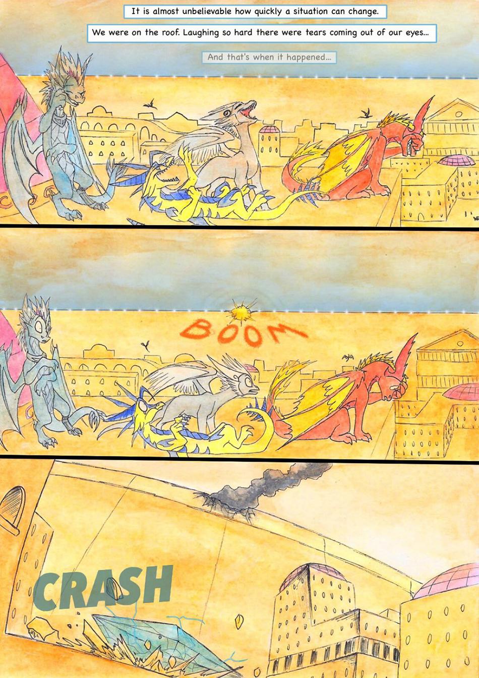 Dare to dream - page 38