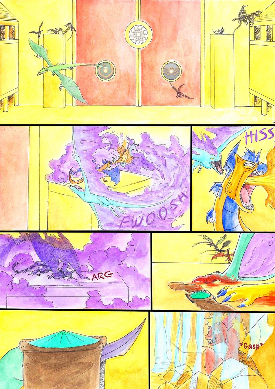 Facing reality - page 5