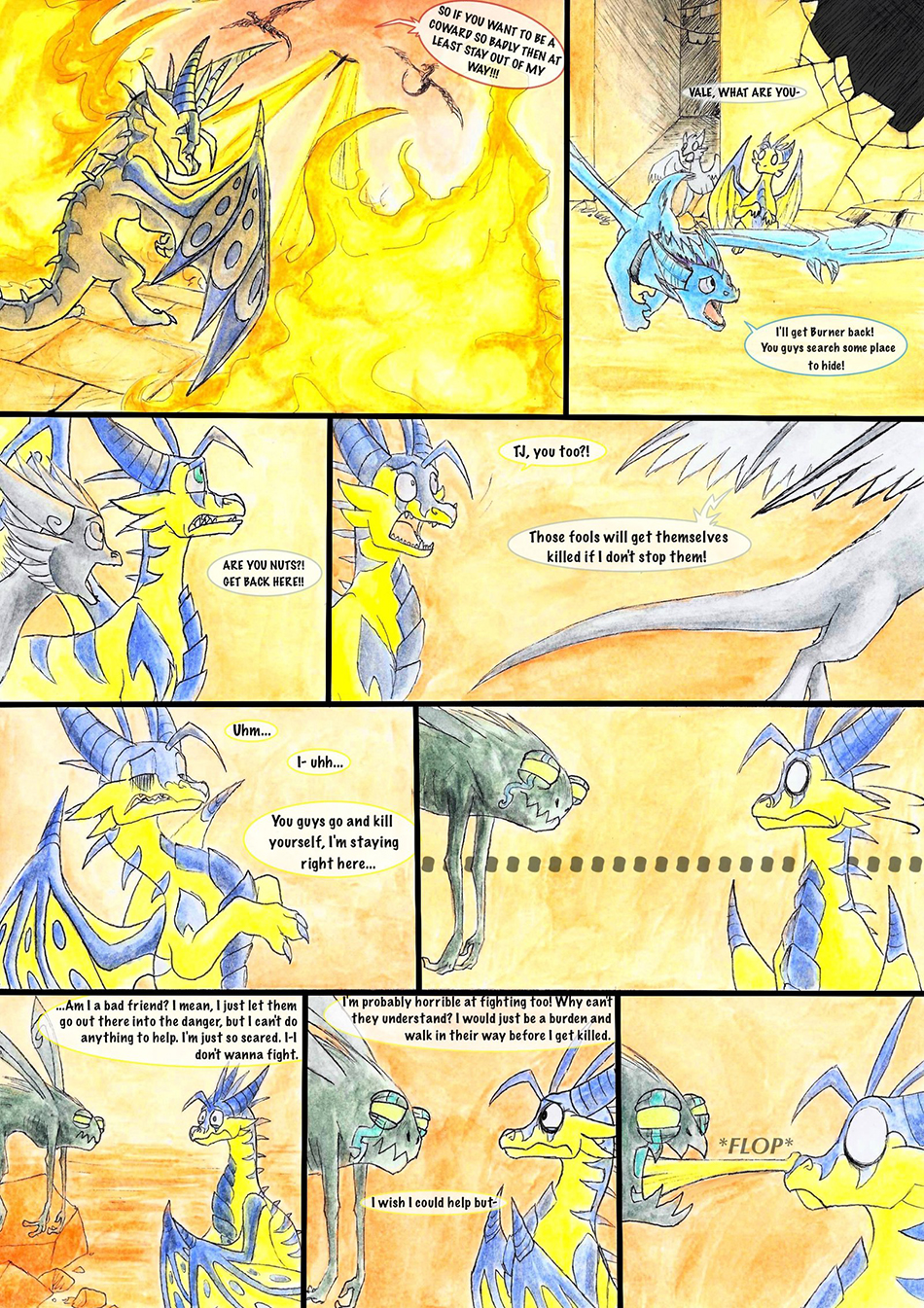 Facing reality - page 7
