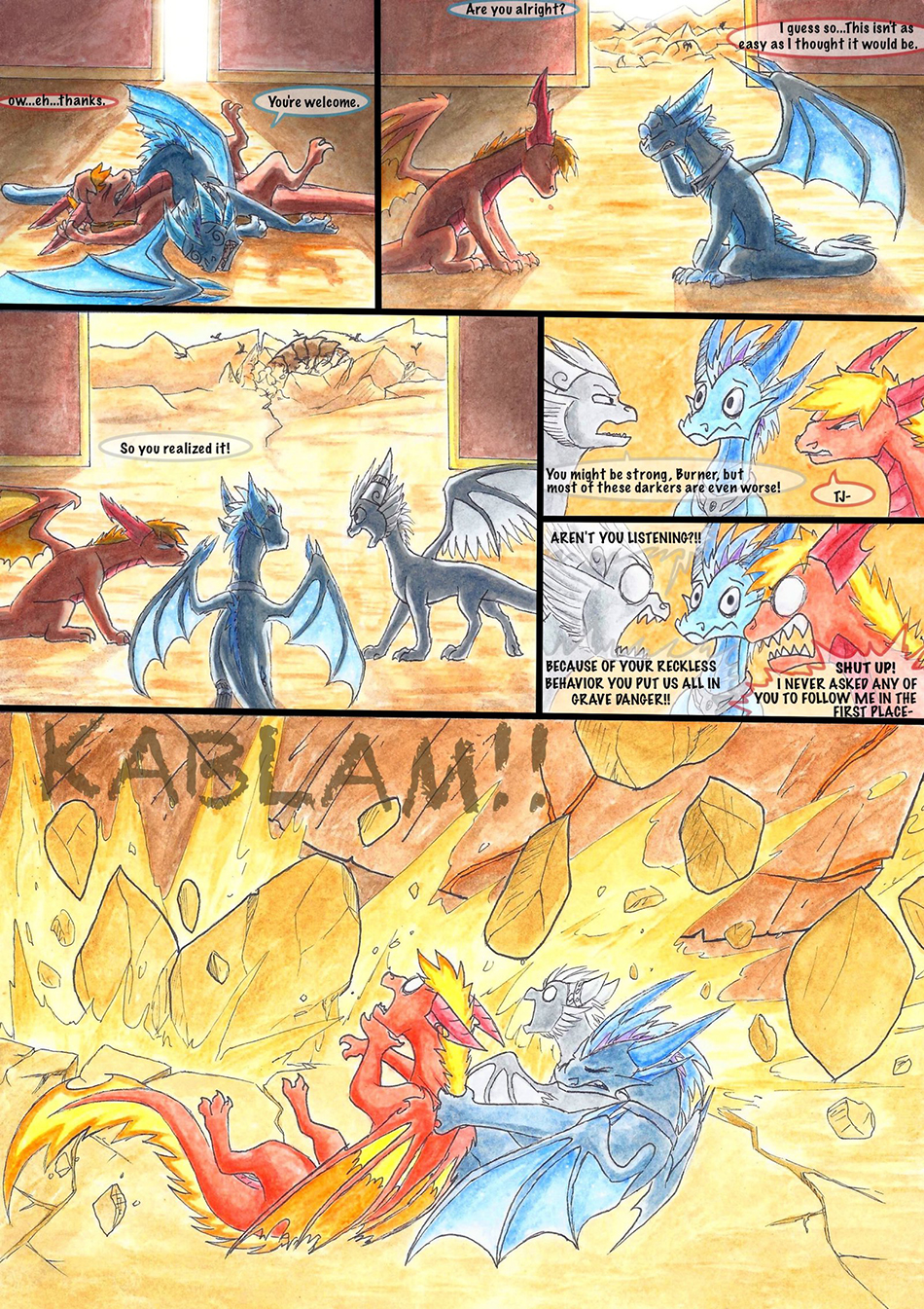 Facing reality - page 11