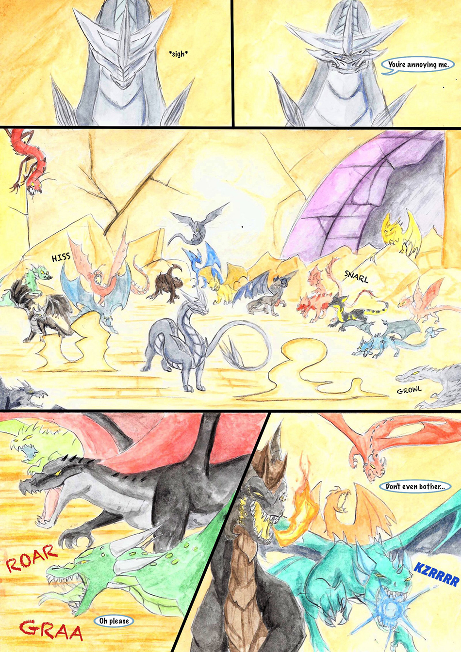 Facing reality - page 17